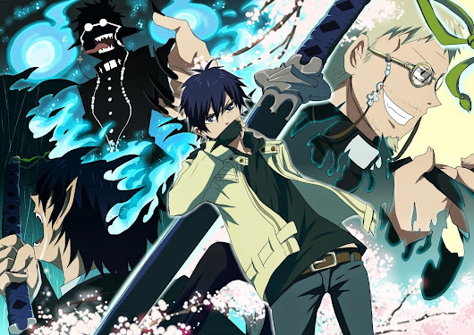 Ao no Exorcist BD Batch 1-13 END Subtitle Indonesia | Anime Software Download