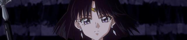Sailor Saturn se transforma por primera vez en el anime en este vídeo.