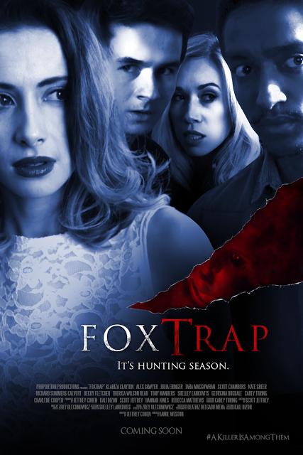 fox trap poster