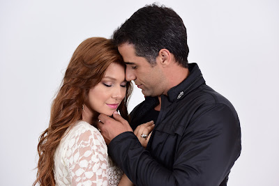 Poderosa (Day Mesquita) e Miguel (Rafael Sardão), protagonistas. Foto: Blad Meneghel/Record TV