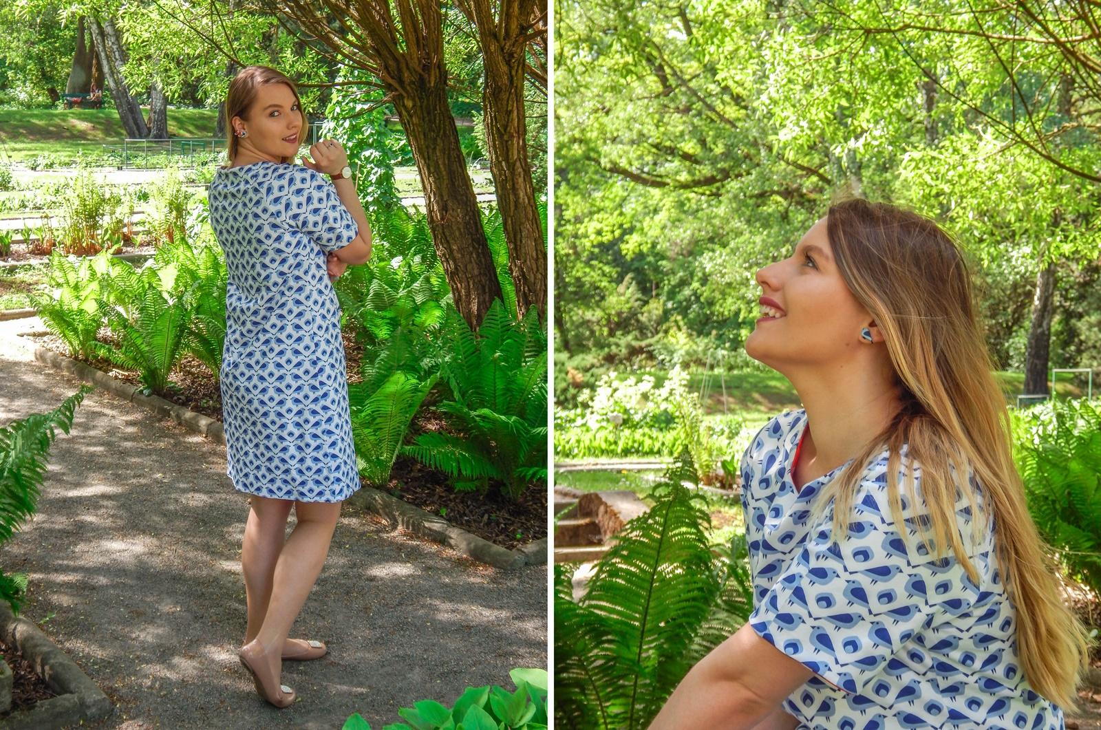 4 samodobro dwukroopek dwustronna sukienka dla mamy prezent na dzień matki drewniana biżuteria wróbel i dzika róża metka z opowiadaniem ciekawe mlode polskie marki odzieżowe moda lifestyle łódź