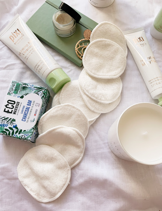 Resolute Bamboo Care Reusable Make-up Remover Pads