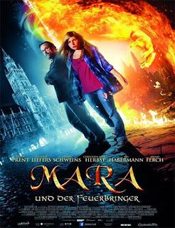 Mara y el señor del fuego (2015)