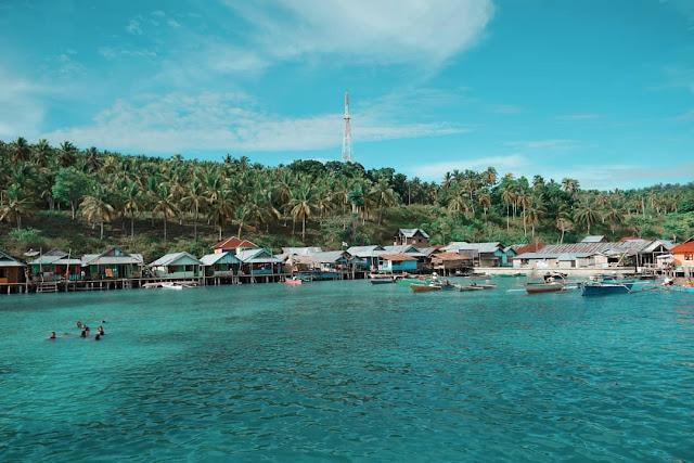suku bajo tinggal di wilayah dekat dengan laut