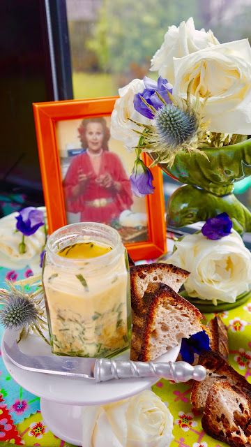Fanny Cradock Potted Cheese