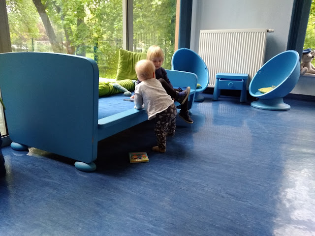 Wroclaw biblioteka przyjazna dzieciom