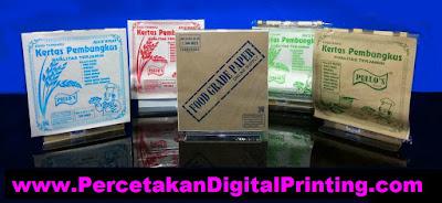 Contoh Desain PACKAGING MAKANAN Dari Percetakan Digital Printing Terdekat