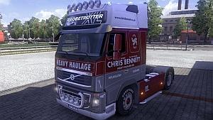 Chris Bennett Heavy Haulage skin