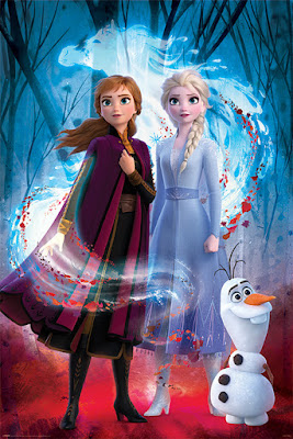 Frozen 2 (2019) Dual Audio Hindi 720p HDRip 850MB