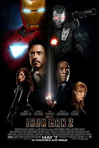 Iron Man 2 (2010) Movie (Dual Audio) (Hindi-English-Tamil) 480p-720p-1080p BluRay