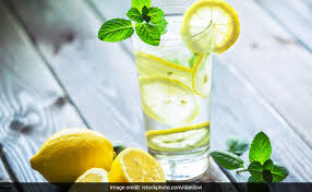 organic lemon juice calories
