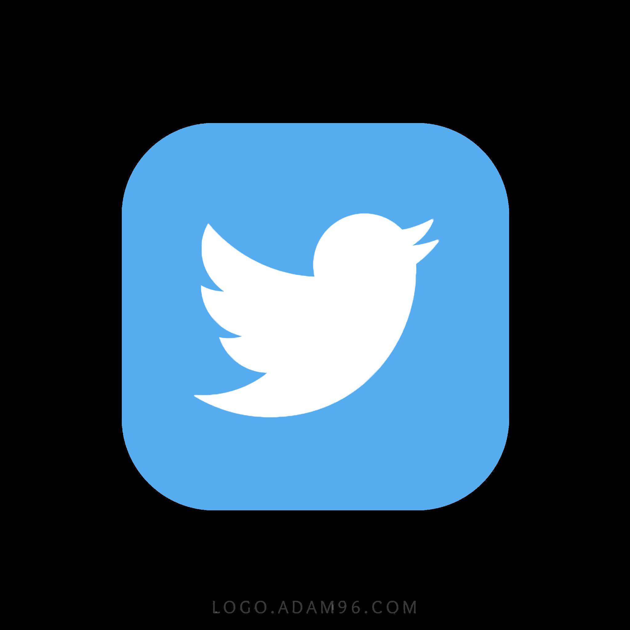 تحميل شعار تويتر الاصلي لوجو بصيغة شفافة Logo Twitter PNG