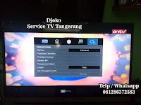 service tv panggilan binong tangerang