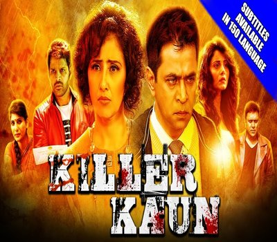 Killer Kaun (2018) Hindi Dubbed 720p HDRip