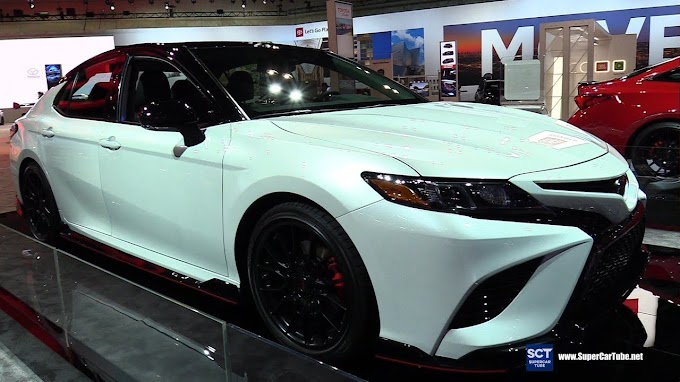 2020 Toyota Camry TRD Price In USA | Top Speed | Features | Specification | Images