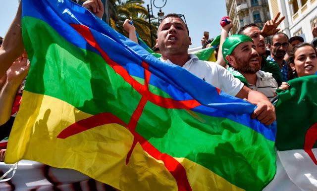 Le début des arrestations en Algérie… l'arrestation de 27 personnes soupçonnées d'appartenir au groupe « Al-Mak ».