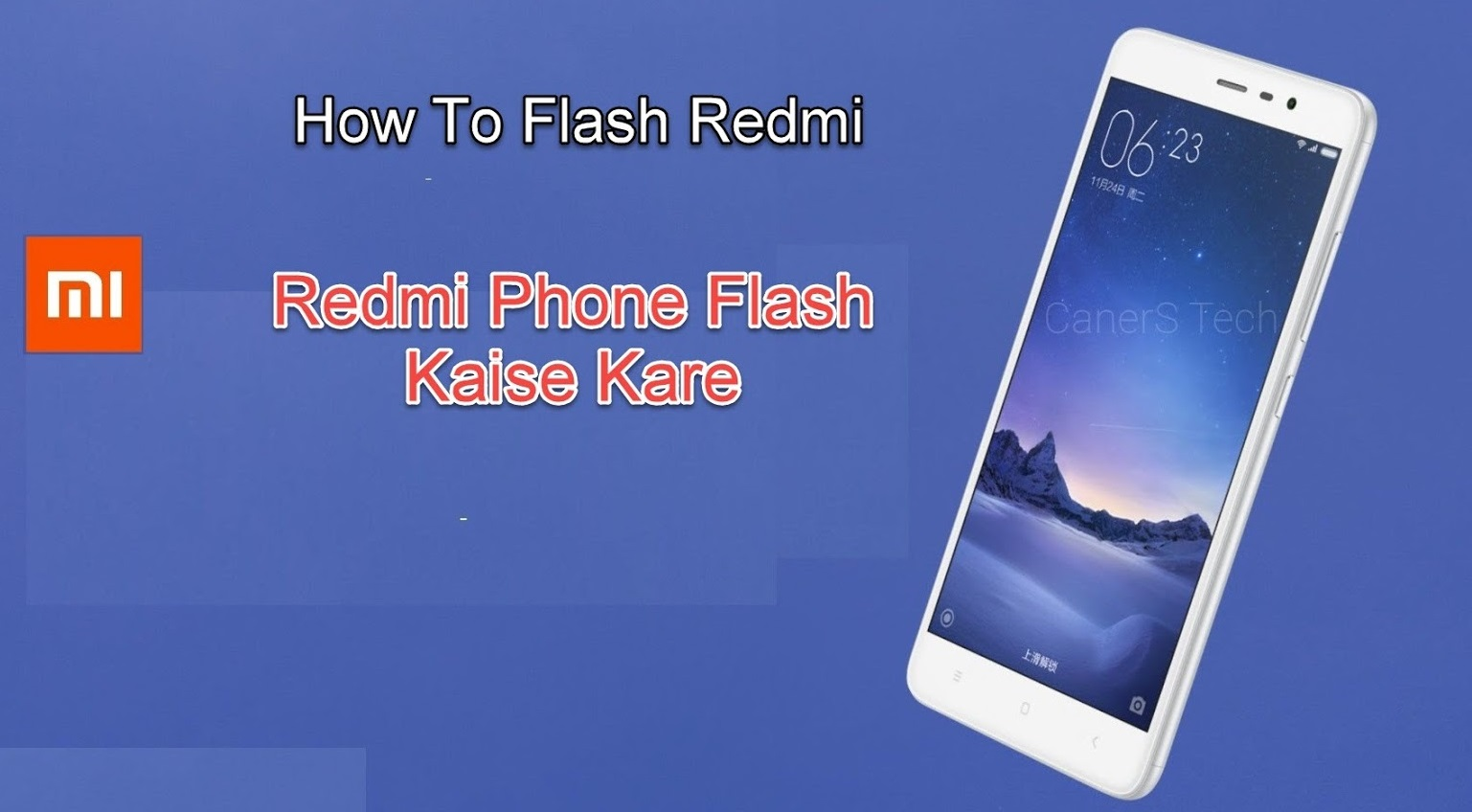 Xiaomi Redmi Phone Me Software Kaise Dale