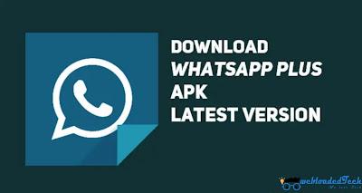 WhatsApp Plus APK Download Latest Versions [v8.40]