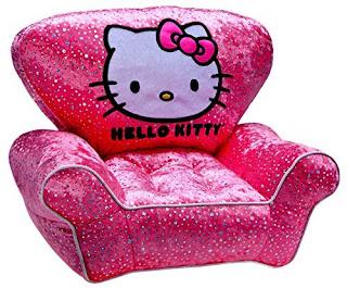 Gambar Kursi Hello Kitty 5