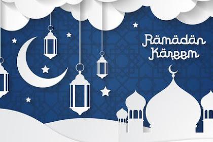 Ketahui Sikap Dermawan Kita di Bulan Ramadan