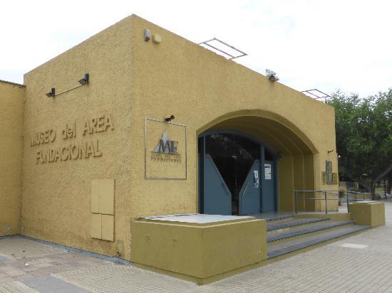 Museu da Área Fundacional de Mendoza, Argentina