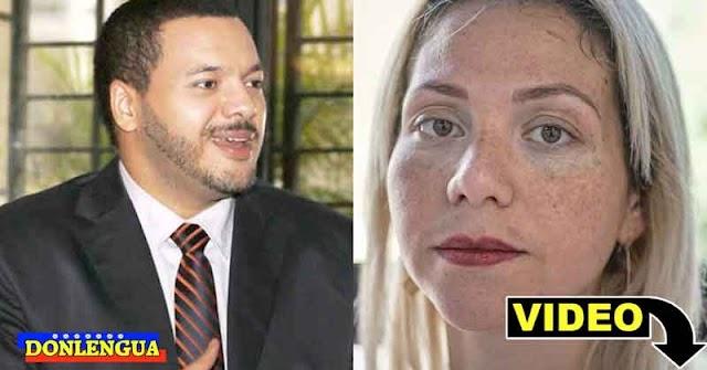 Ex-mujer de Jesús Silva cuenta con detalles todos los maltratos físicos que recibió de su parte