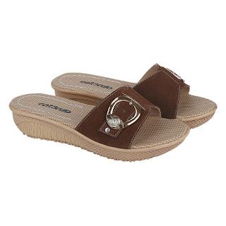 Sandal Wedges Wanita Catenzo LD 070