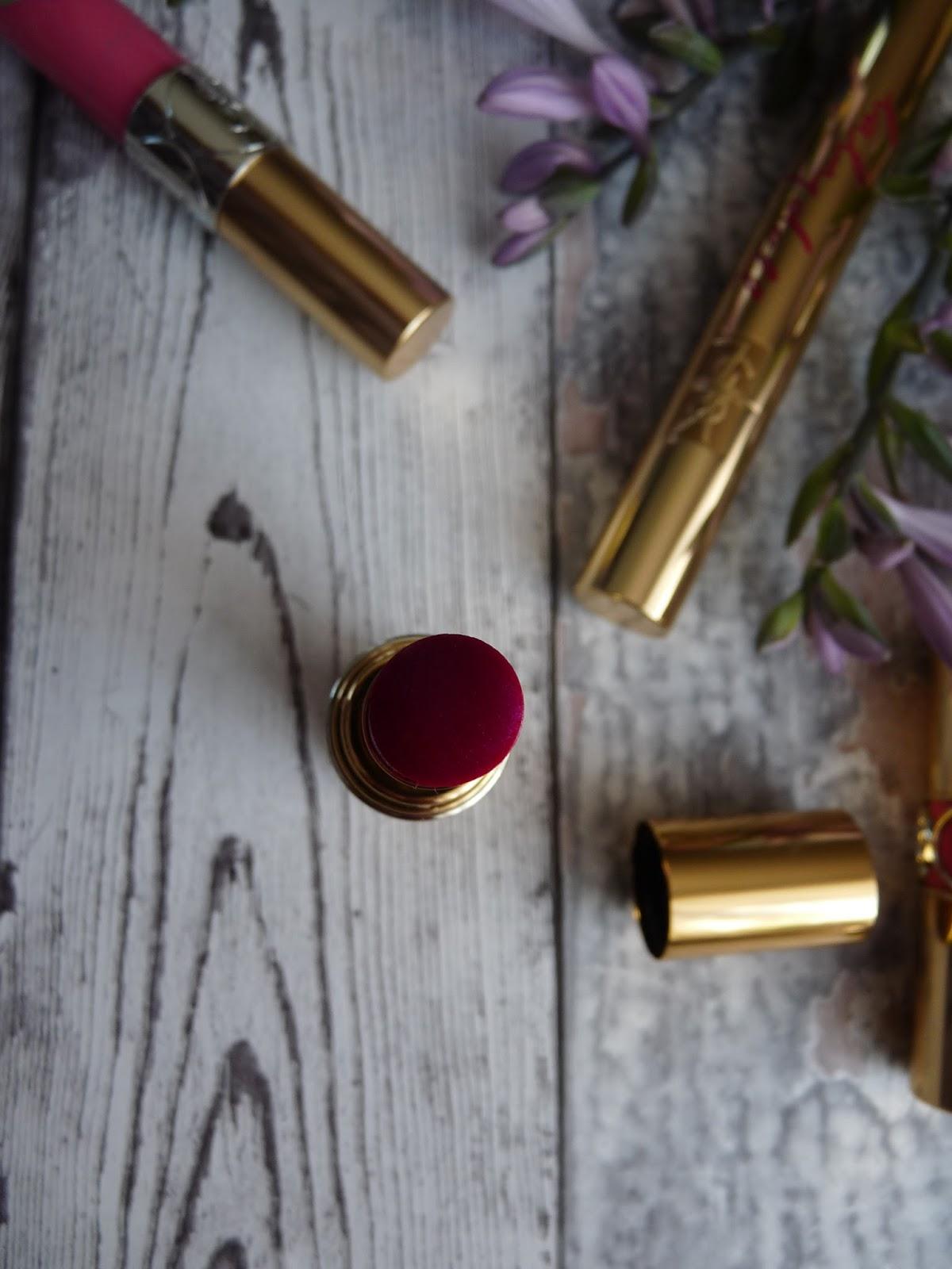 Yves saint laurent kosmetyki makijaż nowości
