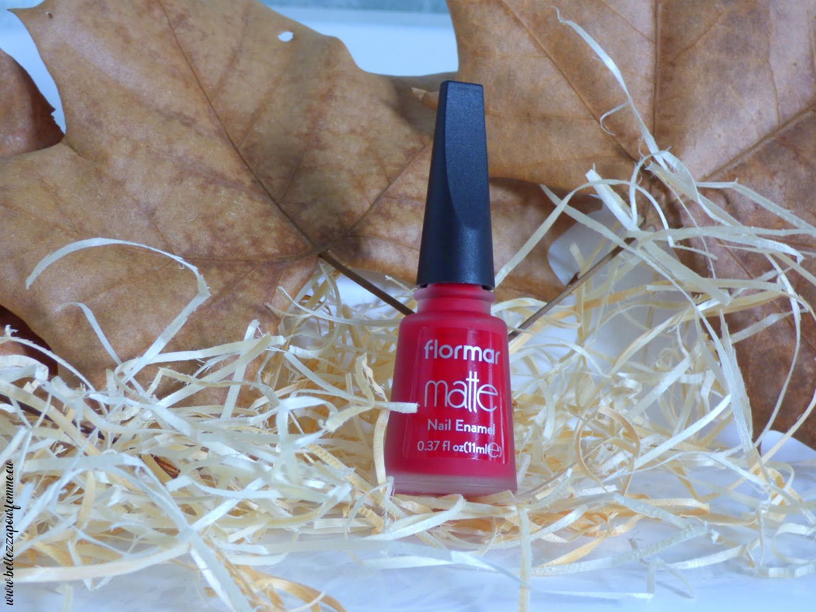 recensione Flormar Matte nail polish