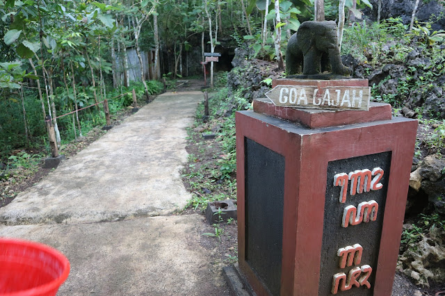 Menelusuri Gelapnya Goa Gajah Mangunan Bantul