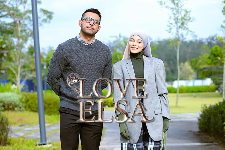 drama love elsa, love elsa astro ria, drama arahan micheal ang, zul ariffin, uyaina arshad,