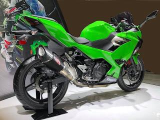 Price All New Kawasaki Ninja 250 2018, Review and Specifications - Modern Moto Magazine