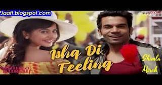 Ishq Di Feeling mp3 Song Download   Shimla Mirch