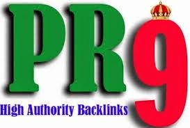 احصل على باك لينك من مواقع بيج رانك 9 و تميز على منافسيك