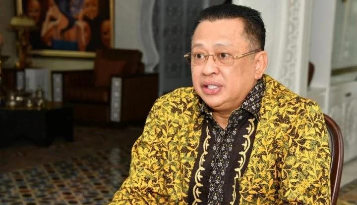 Berani Beda Sama Jokowi Soal Pikada, Argumen Bamsoet Diserang...