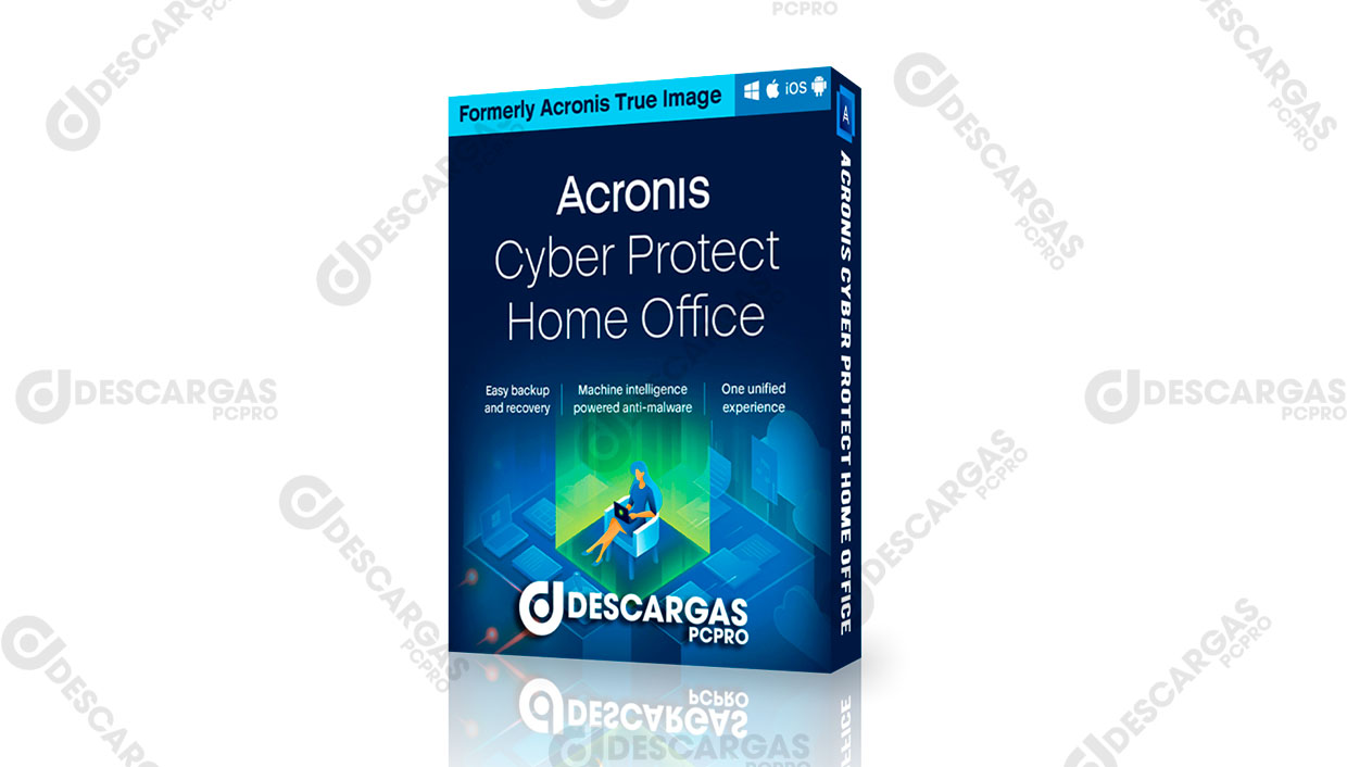 Acronis Cyber Protect Home Office (Acronis True Image) Build 39620 Bootable ISO