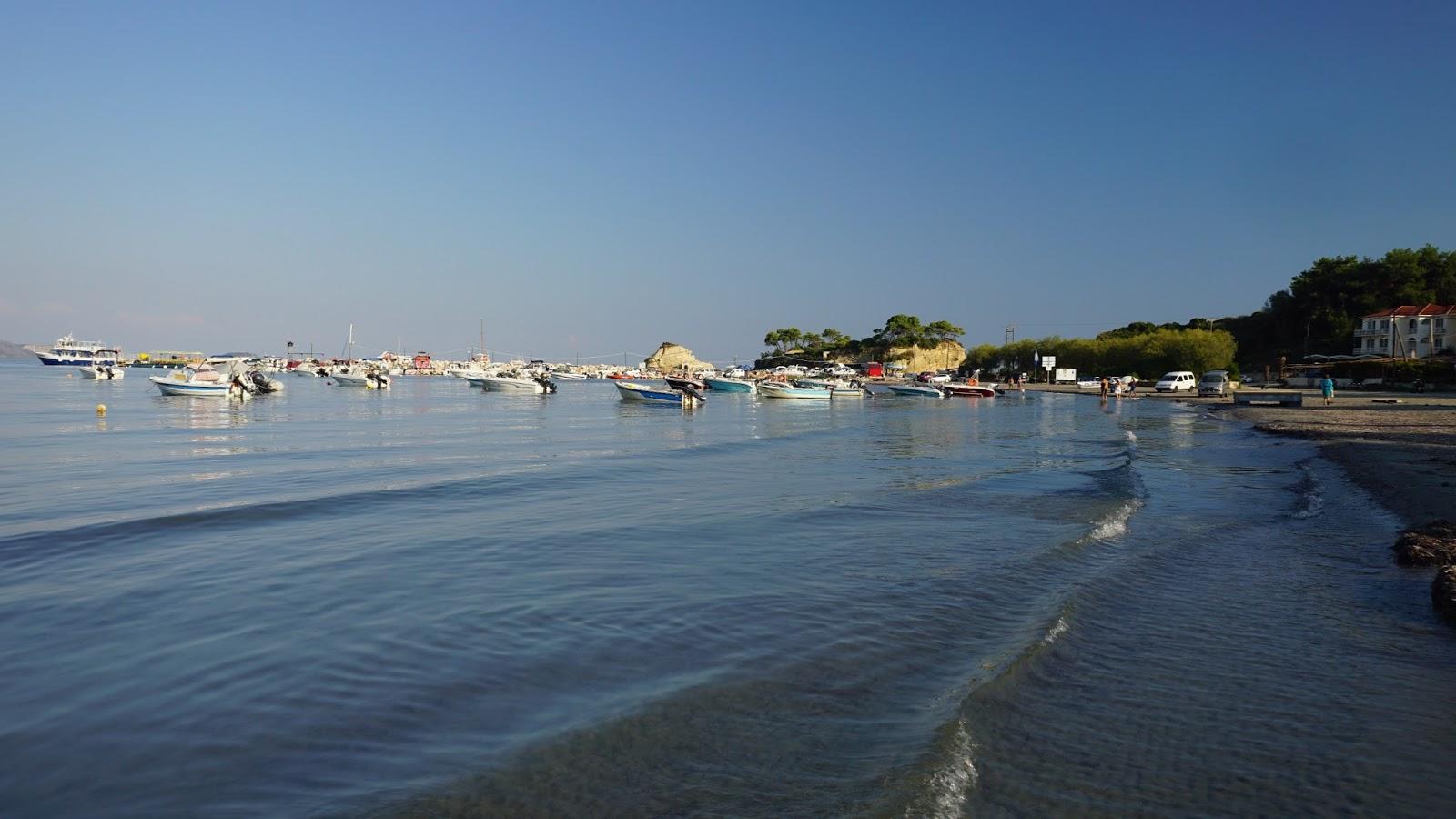 Laganas, plaża, grecka plaża, zakintos, atrakcje zakintos