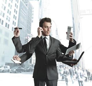 11 trucos para aparentar que siempre está ocupado