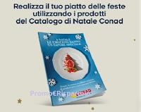 Logo Conad ''Il sapore delle emozioni'' vinci gratis 100 carte prepagate da 100€
