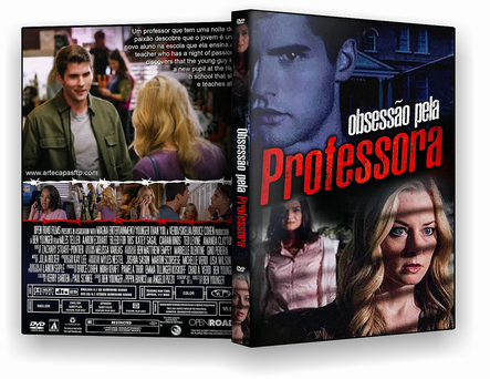 DVD - Obsessão Pela Professora - ISO