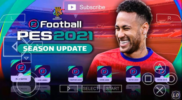 PES 2021 iSO PPSSPP Camera PS5 Android Offline Update Download