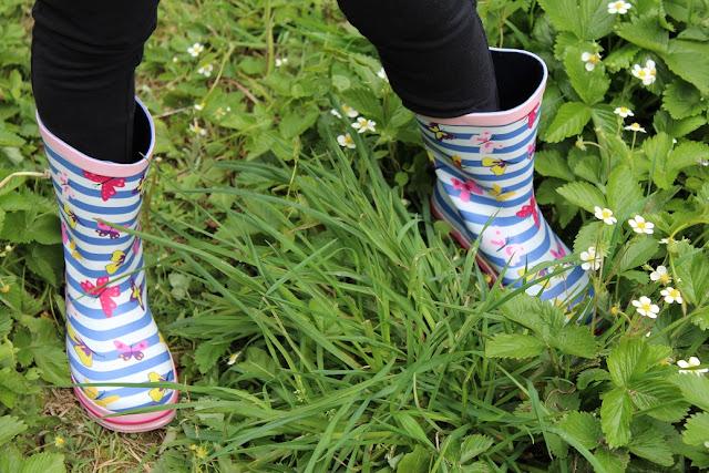 bottes de pluie pour enfant