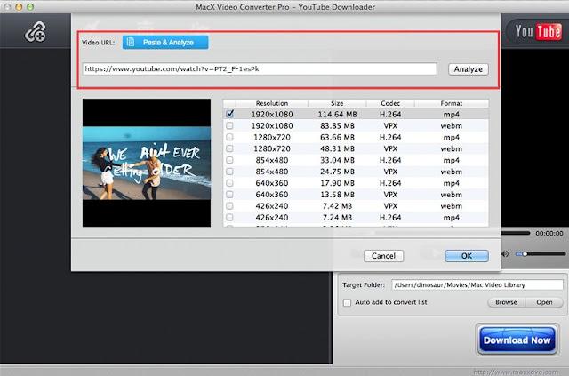 MacX Video Converter Pro - Screenshots 1
