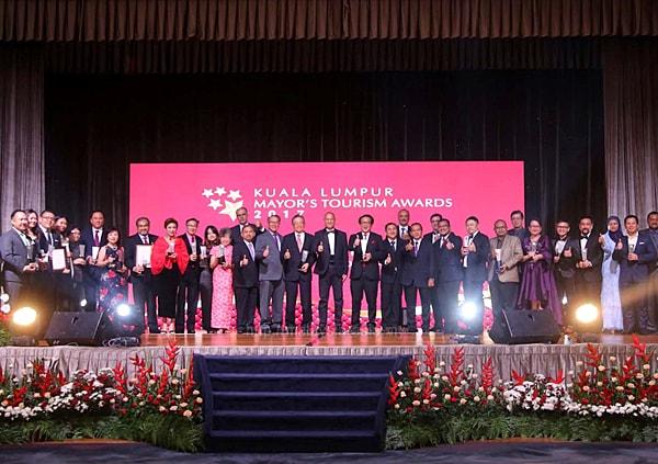 Kuala Lumpur Mayor's Tourism Award 2017