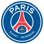 Logo Tim Klub Sepakbola Paris Saint-Germain F.C.