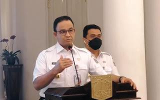 PSBB Total Kembali Diterapkan di Jakarta