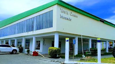 KONI Manado Mulai Tertibkan Adminstrasi dan Benahi Youth Center