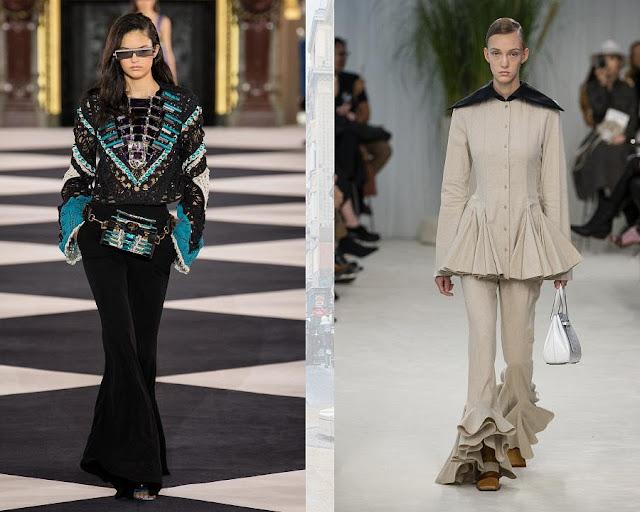 Модные брюки весна-лето 2020 5-2