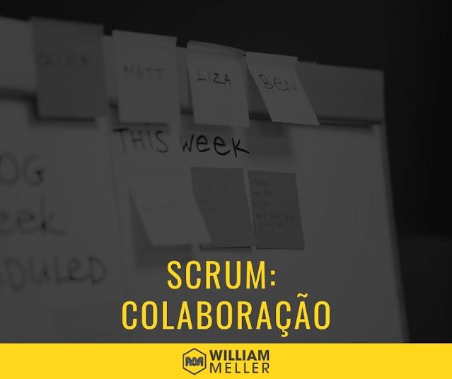Princípio Scrum 03: Colaboração