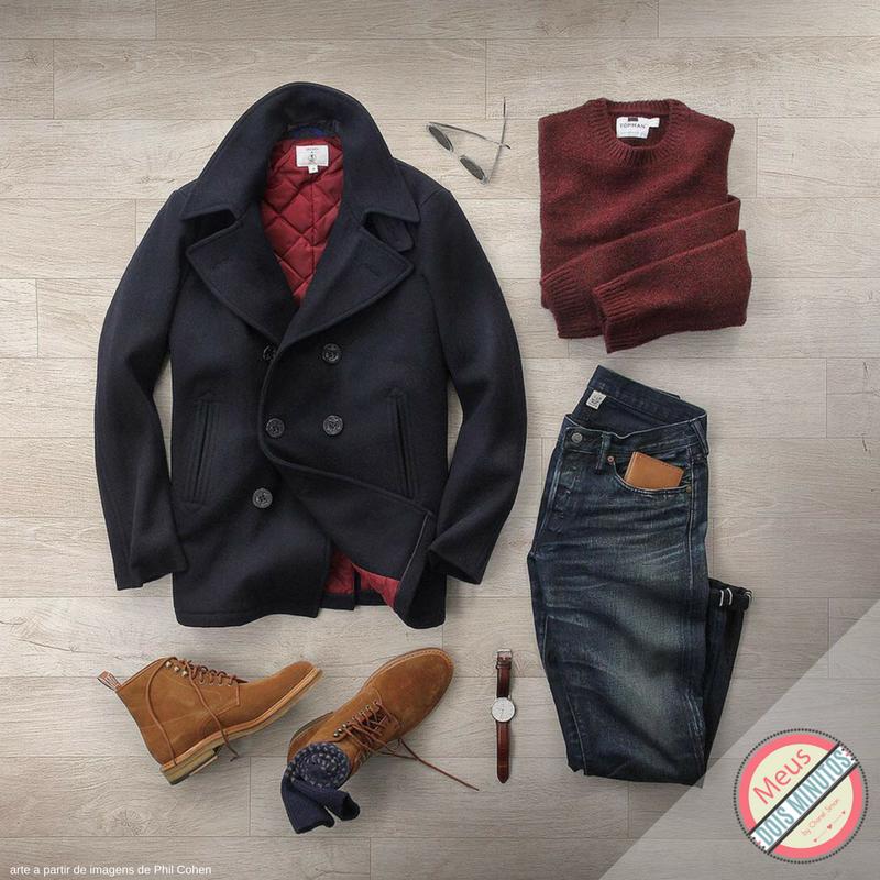 estilo para homem